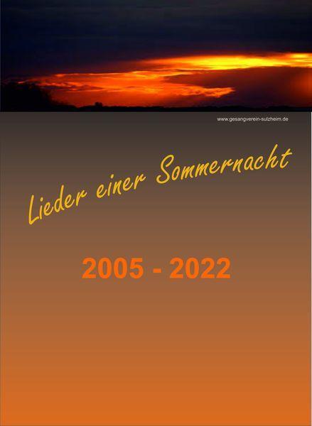 Lieder einer Sommernacht